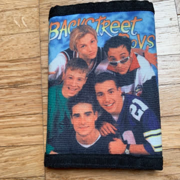 Backstreet Boys Portemonnaie