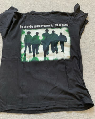 Backstreet Boys Fanshirt