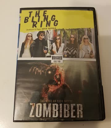 The Bling Ring + Zomibier
