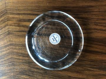 Kerzenteller Glasi Hergiswil, Durchmesser 11 cm