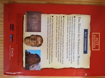 Das Rätsel der Schwarzen Mumie - Alte Geheimnisse