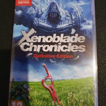 Nintendo Switch Xenoblade