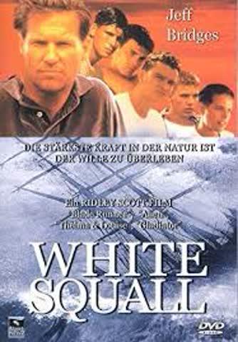White Squall DVD