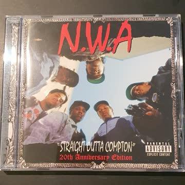 N.W.A CD wie neu!