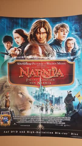 Kinoposter, Filmposter, Poster von Die Chroniken von Narnia