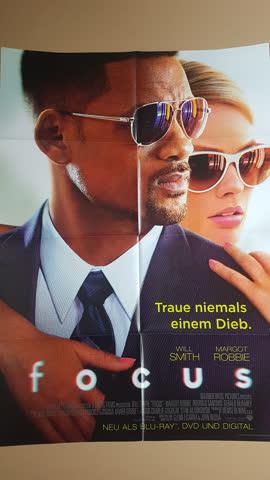 Kinoposter, Filmposter, Poster von Focus