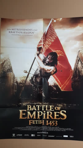 Kinoposter, Filmposter, Poster von Battle of Empires