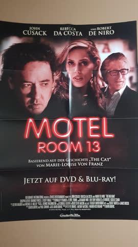Kinoposter, Filmposter, Poster von Motel Room 13