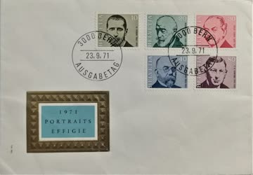 1971 FDC