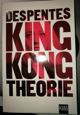 King Kong Theorie, Virginie Depentes