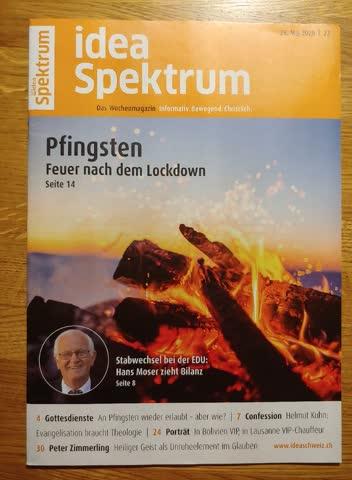 Idea Spektrum 22/2020