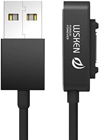 WSKEN Magnet USB Ladekabel für Sony Xperia