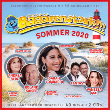Various Artists - Bääärenstark!!! Sommer 2020