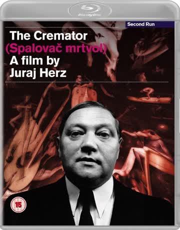 The Cremator (Blu-ray)