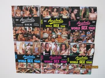 Anabolic World Sex Tour 4 5 12 13 15 25
