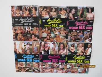 Anabolic World Sex Tour 4 5 12 13 15 25