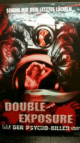 Double Exposure - Der Psycho-Killer (1982) - DVD