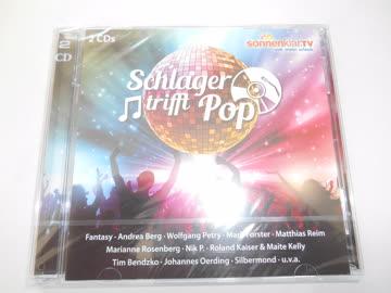 Schlager trifft Pop / Doppel-CD