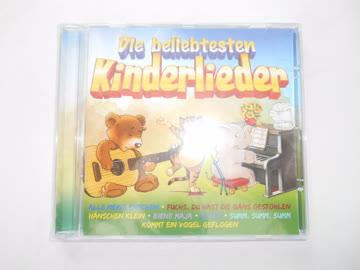 CD Die beliebtesten Kinderlieder