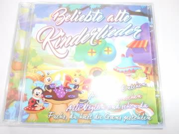 CD beliebte alte Kinderlieder
