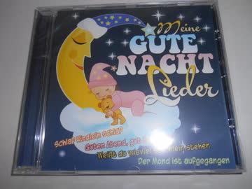 CD Meine Gutenacht Lieder