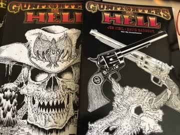 Gunfighters in Hell Bände 1 - 3