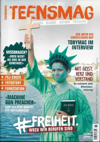 Zeitschrift - Teensmag 06/16