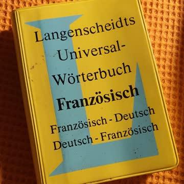 Langenscheidt Französisch-Deutsch,Deutsch-Französisch