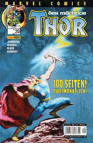 Der mächtige Thor Band 20