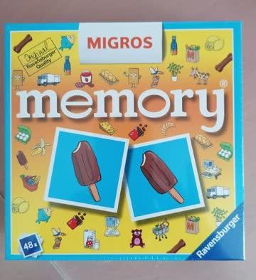 Tiptoi - Mania Memory der Migros
