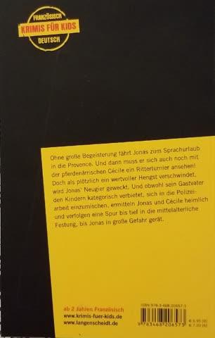 Der verschwundene Herzog, Franz.-DE