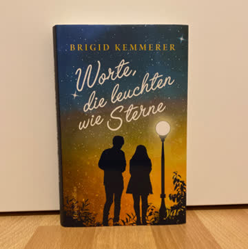 Brigid Kemmerer - Worte die leuchten wie Sterne