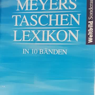 Meyers Taschen Lexikon in 10 Bänden