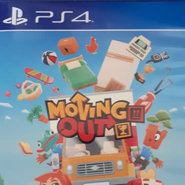 Moving out PS4