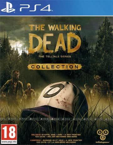 The Walking Dead The Telltale Series, PS4