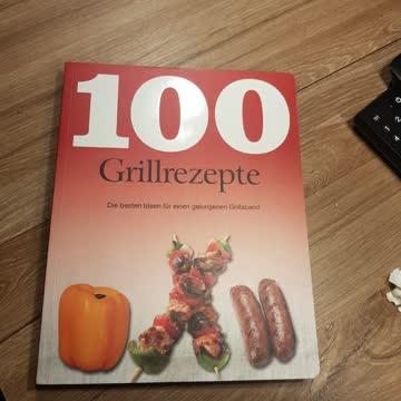 100 Grillrezepte