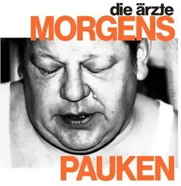 Die Ärzte - Die Ärzte Morgens Pauken Vinyl Single