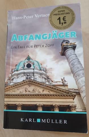 Abfangjäger - Ein Fall für Peter Zoff - Hans-Peter Vertacnil