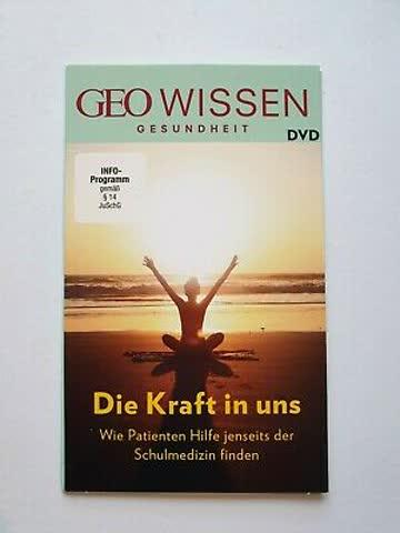 """DVD """"Die Kraft in uns"""" Geo Wissen (nur DVD)"""