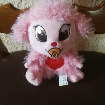 Pinkes Schaf