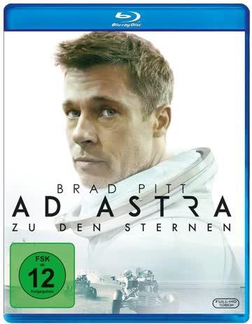 Ad Astra / Blu-ray / Deutsch / Nur Disc