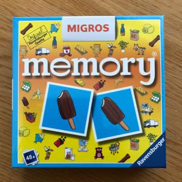 Memory der Migros