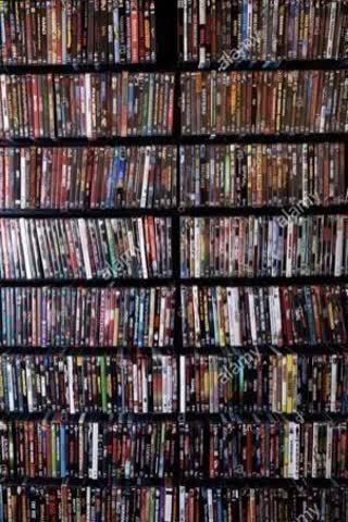1500 DVDS davon über 100 Staffeln