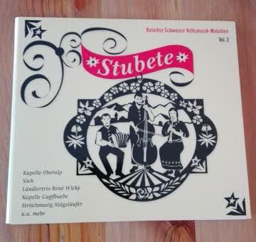 Cd Stubete Vol. 3