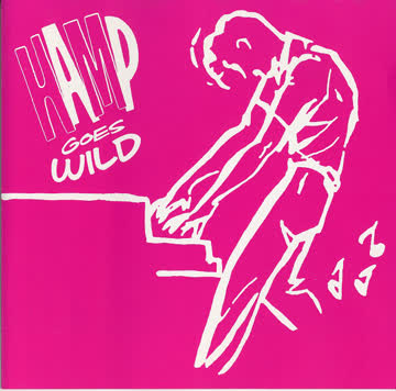 cd: hamp - goes wild (swiss piano blues and boogie woogie)