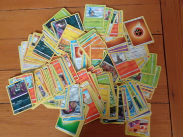 200 Pokemonkarten