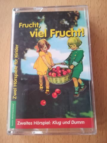 Frucht, viel Frucht!