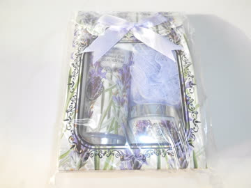 Lavendel-Pflegeset