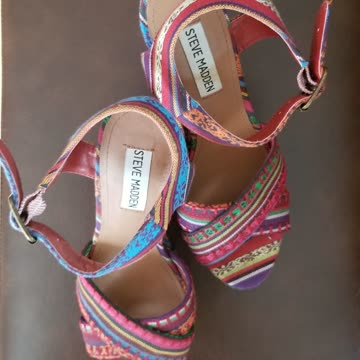 Funky Schuhe