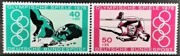 1976 Olympische Sommerspiele Montreal postfrisch** MiNr: 886